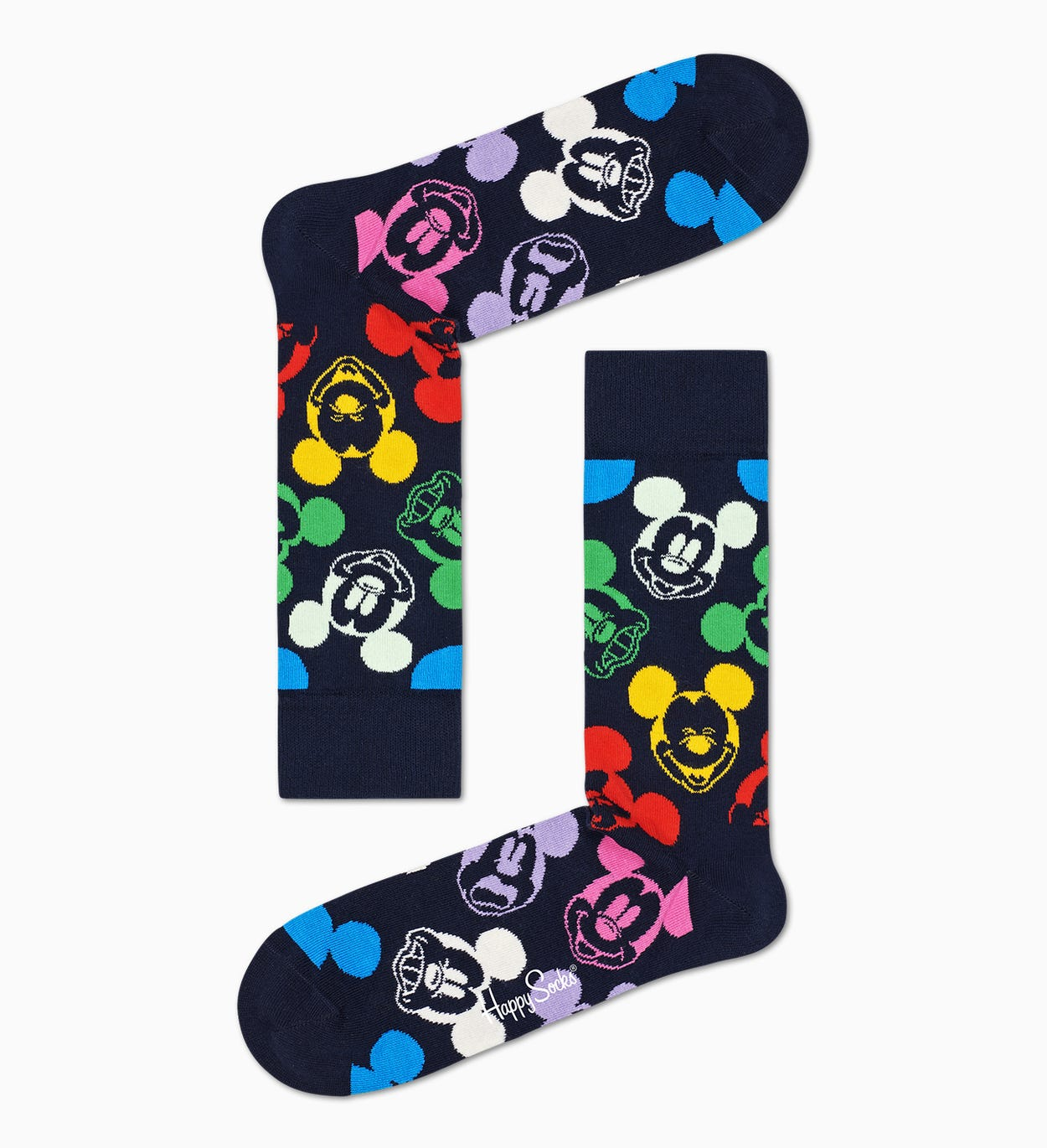 Disney x Happy Socks Geschenkbox 2er-Pack