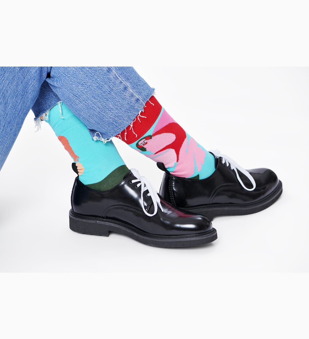 Kiss My Sass Sock | Happy Socks