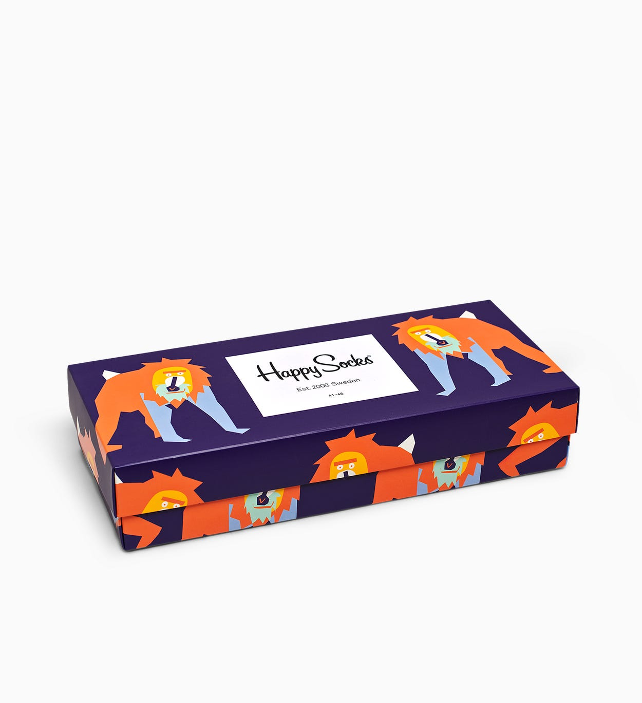 Animal Gift Box, sininen | Happy Socks