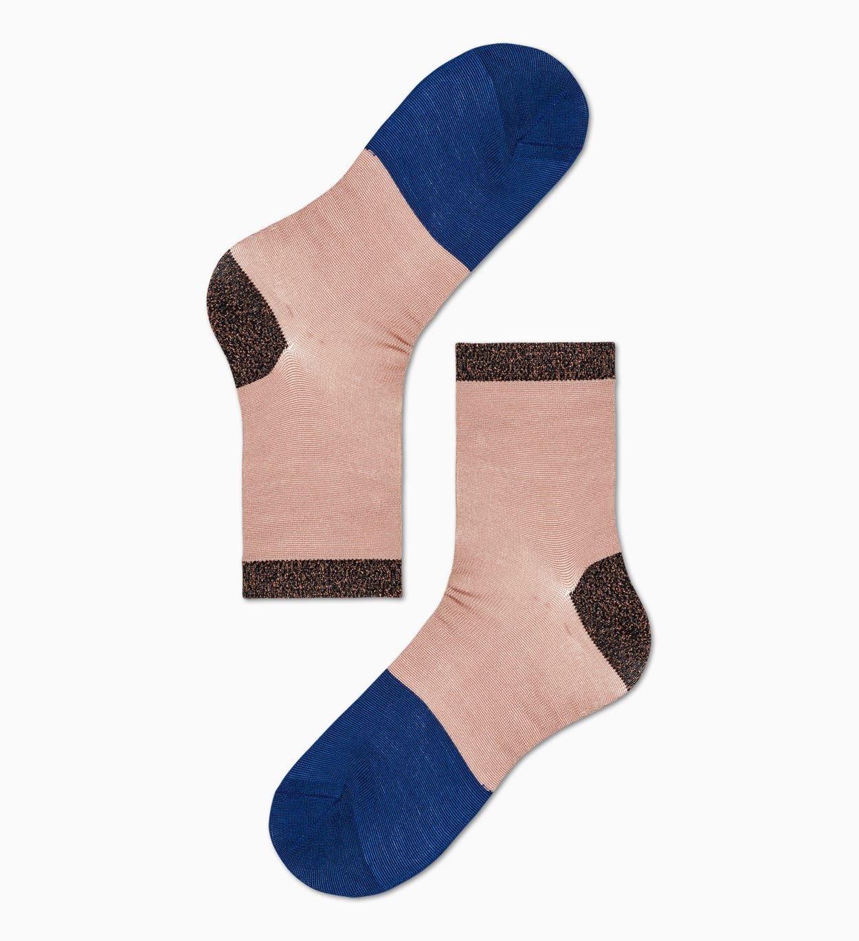 Blaue niedrige Socken: Liza | Hysteria by Happy Socks
