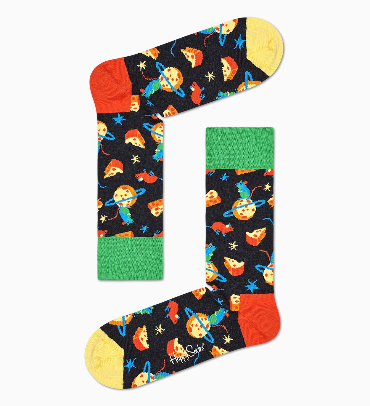 Outer Space Gift Box 3pc | Happy Socks