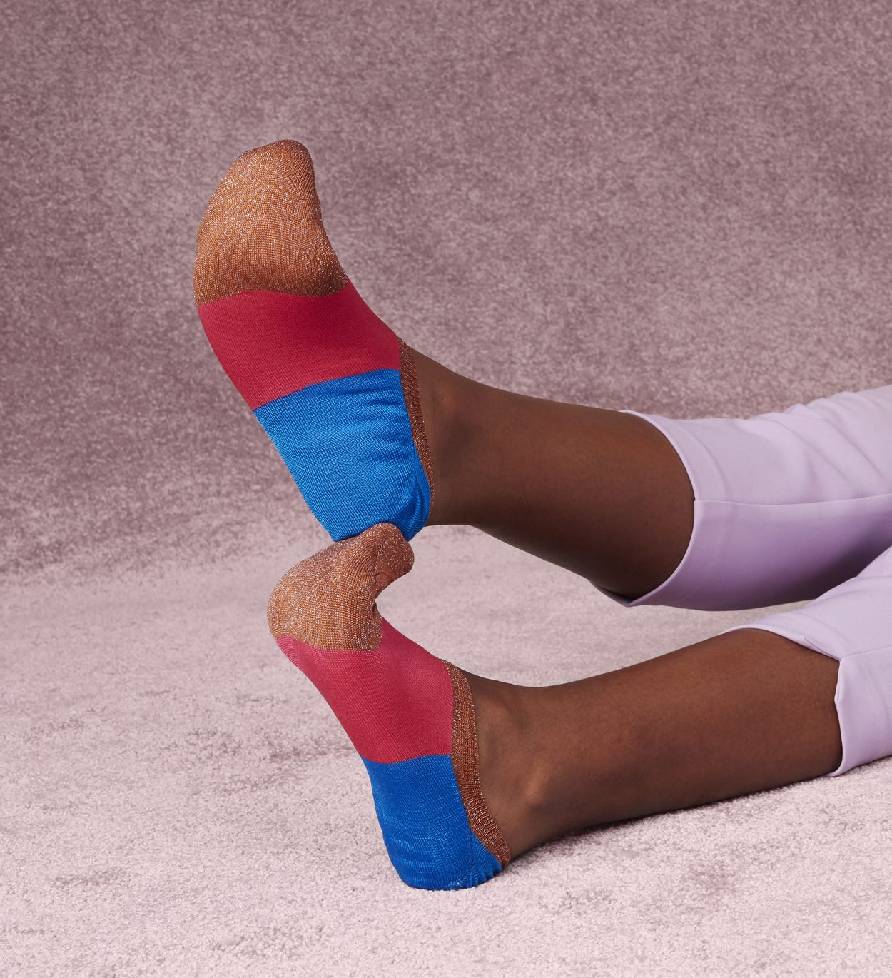 Isa Invisible Sneaker Sock
