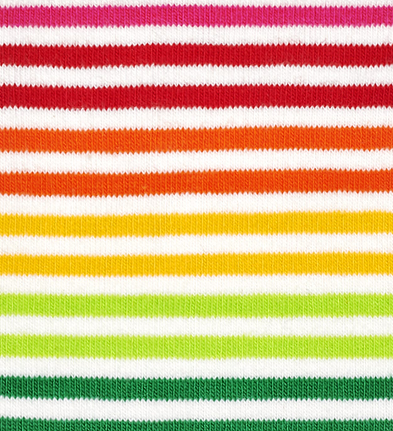 Half Stripe Sokken, wit | Happy Socks