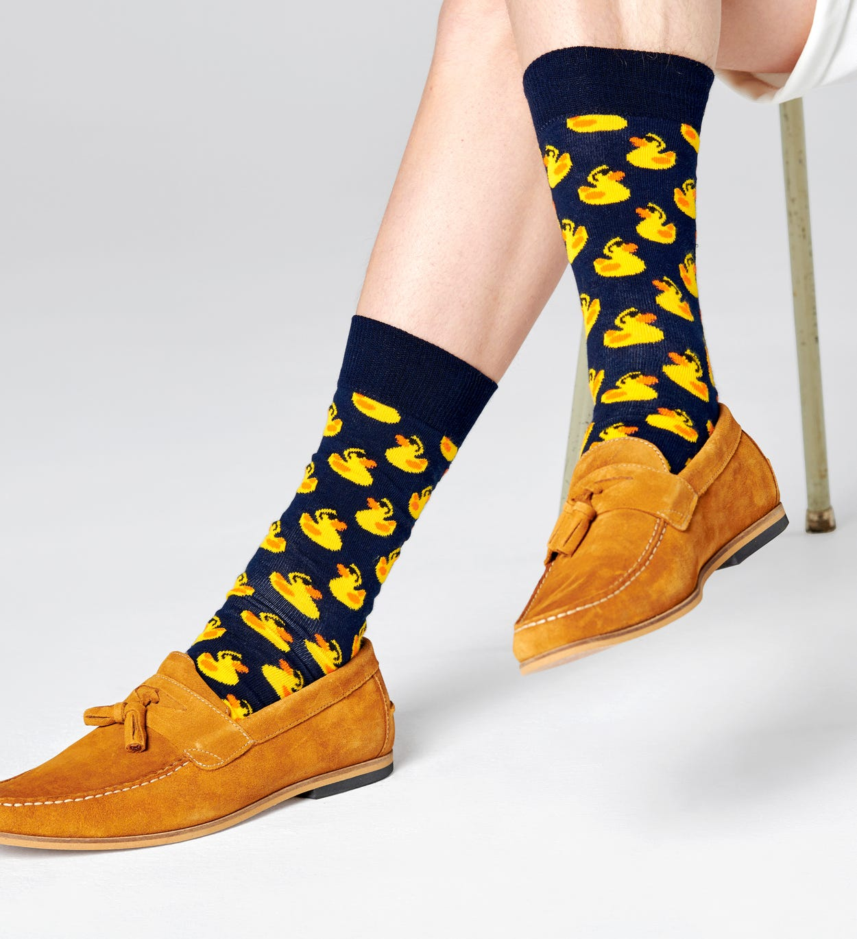 Rubber Duck Sock