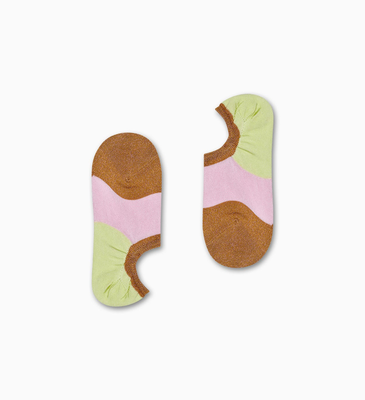 Isa Invisible Sneaker Socks, Pink - Hysteria | Happy Socks