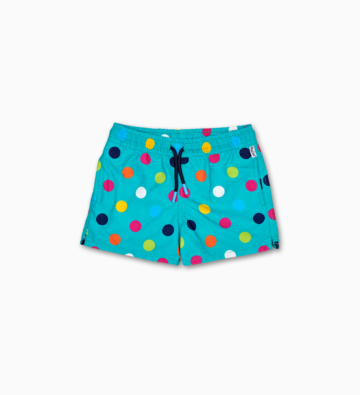 Kids Big Dot Swim Shorts