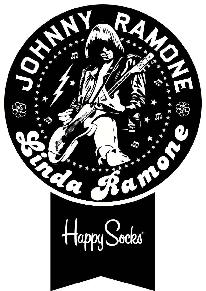Linda and Johnny Ramone