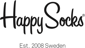 Happy Socks established 2008 Sweden