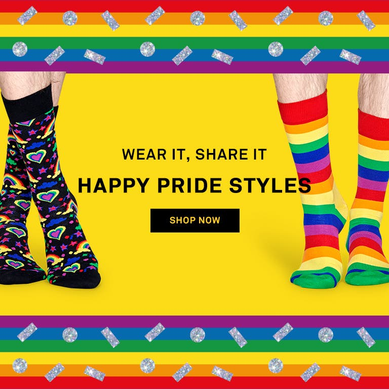 5e5e82c7059 Happy Socks - Funky Colorful Socks For Men